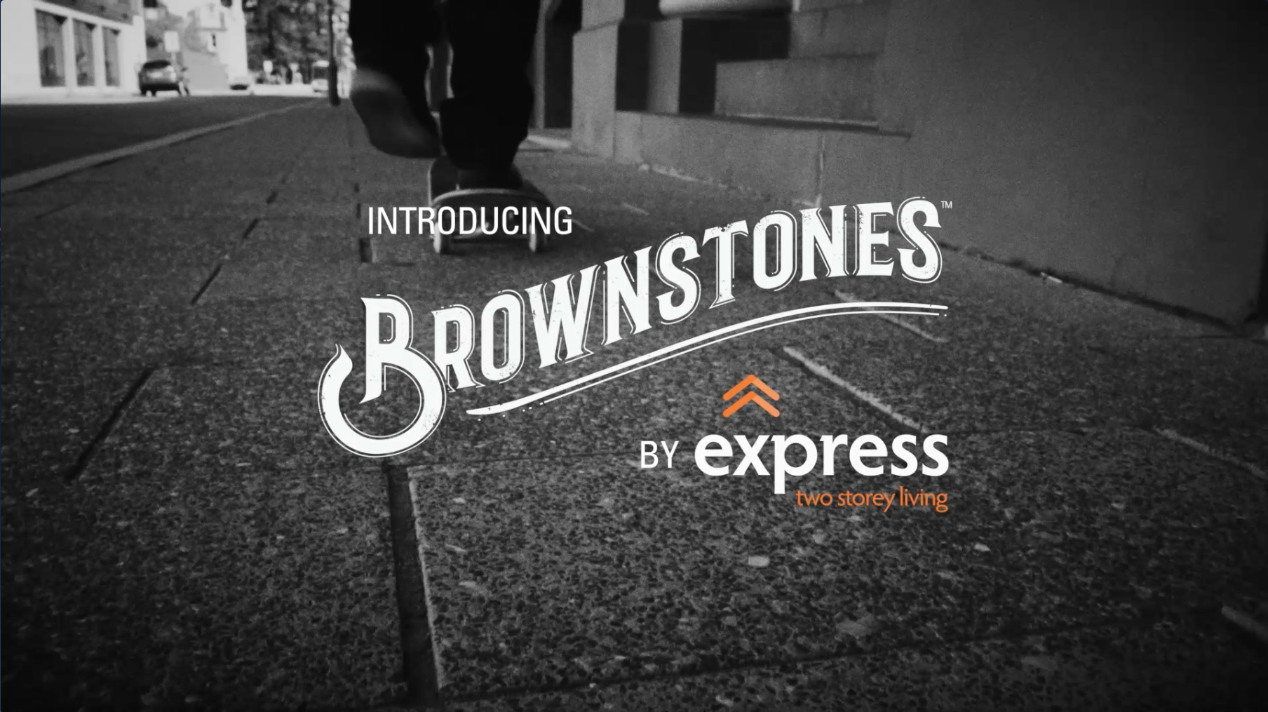 House of Burch David Burch Brownstones Express Two Storey
