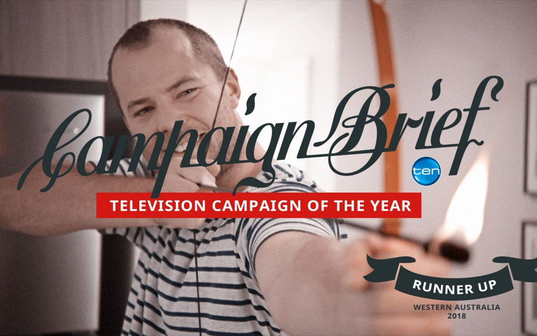 Campaign Brief Television Campaign Of The Year Awards 2018